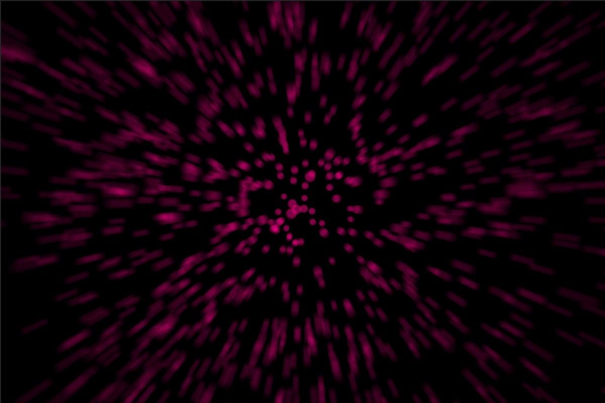 Plexus 3 Motion Blur