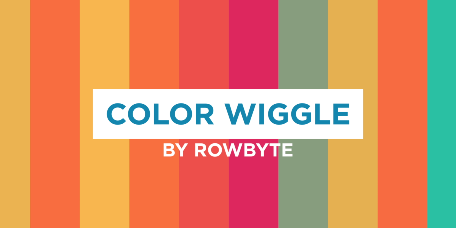 Color Wiggle For After Effects